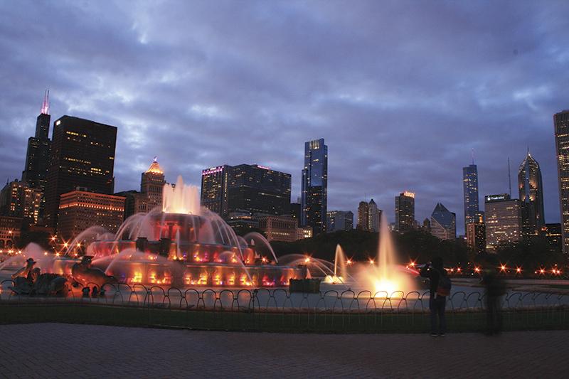 カメラで歩く絶景のシカゴ