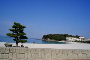 和歌山市内にある徳川家ゆかりの和歌の浦