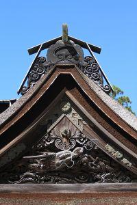 金剛峯寺の屋根
