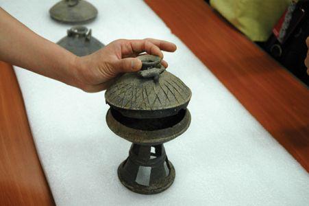 慶州文化遺産国家研究機関のもと、発掘調査が続く