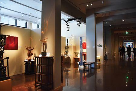 時代とともに移り変わってきたアートスタイルを見て学べる「カークランド美術館」