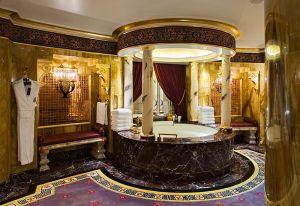 「バージュ・アル・アラブ」の客室