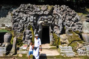 謎の多い古代遺跡ゴア・ガシャ