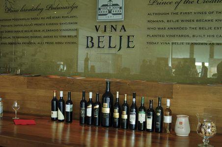 クロアチア最大のワイナリー「ベリエ」