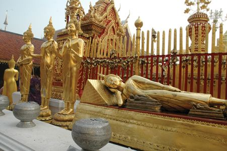 仏教寺院「ワット・プラ・タート・ドイ・ステープ」
