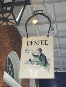 「欲望」という名のオイスターの店