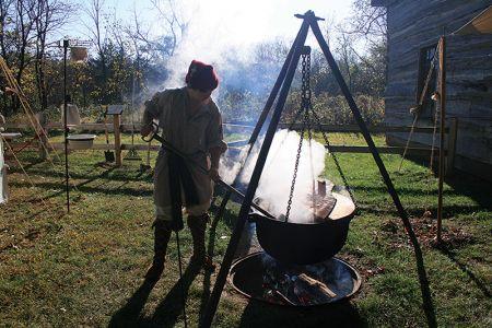 開拓時代を再現したオズボーンの「ヘリテージ・デイズ」
