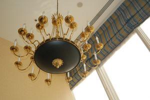 「バージュ・アル・アラブ」の客室の内装