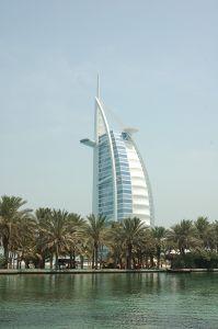 七つ星ホテル「バージュ・アル・アラブ」