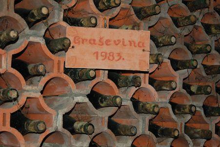 ぞくっとする魅力にあふれた、東欧最古のワインセラーのひとつ「Stari Podrumi」