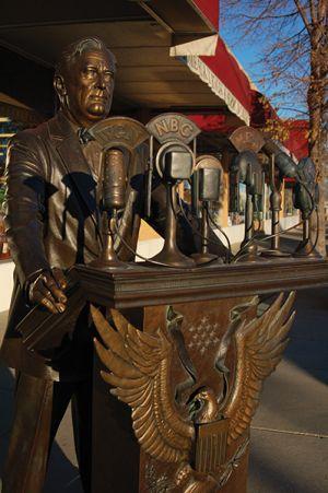 フランクリン・ルーズベルト大統領