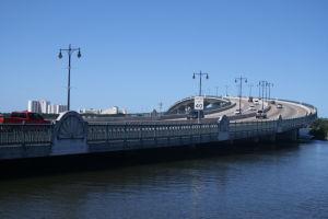 ハリファクス・リバーにかかる橋