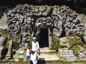 謎の多い古代遺跡ゴア・ガシャ Photo©Nobutoshi Mizushima