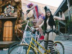 Naked Bike Raceはこんな風 © Kari Rowe/TravelPortland.com