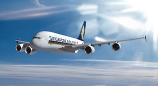 Photo courtesy of Singapore Airlines