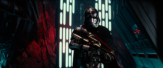 「Star Wars: Episode VII – The Force Awakens」より © Disney