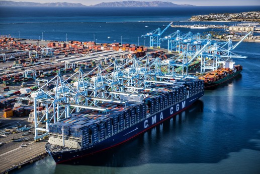 Photo Credit: Port of Los Angeles