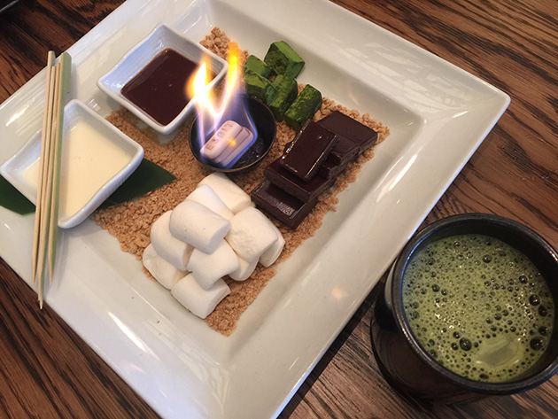 Deconstructed S'mores Photo © Mirei Sato