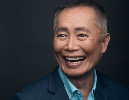 George Takei, Photo © Luke Fontana.