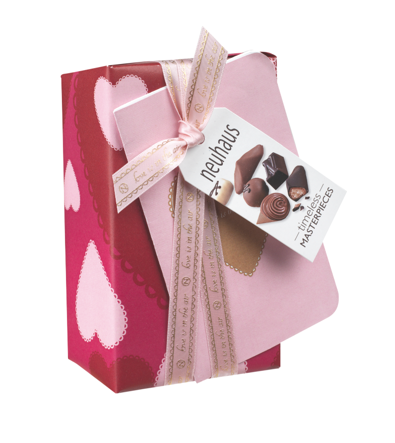 Neuhaus Valentine's collection Courtesy of Neuhaus