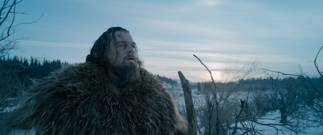 「The Revenant」より © 2015 Regency Entertainment (USA), Inc. and Monarchy Enterprises S.a.r.l.