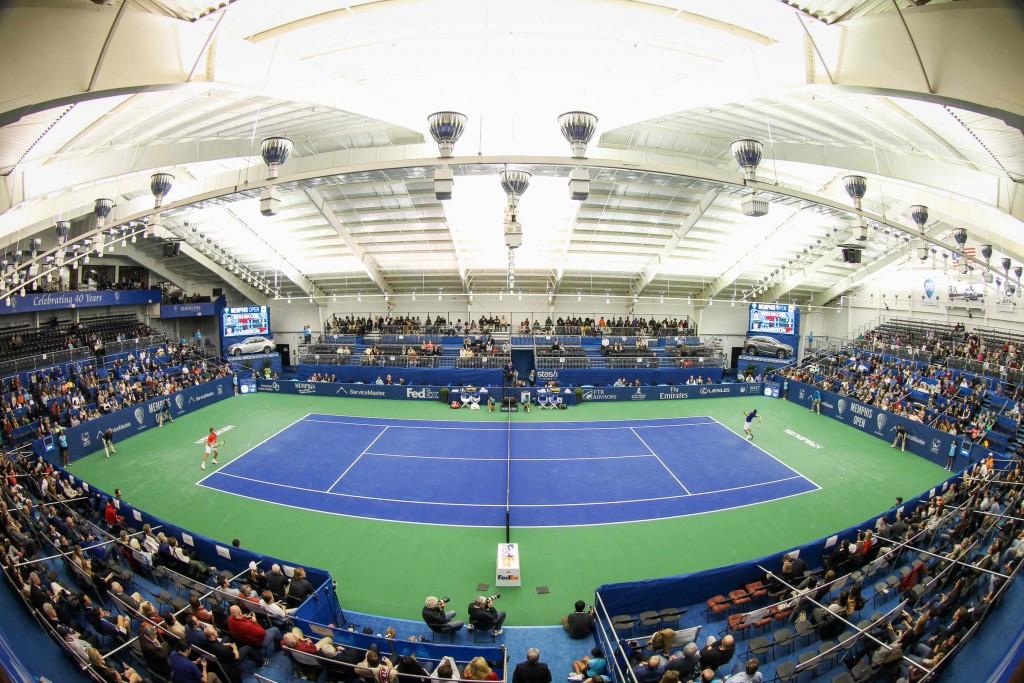 Alex Smith/Memphis Open