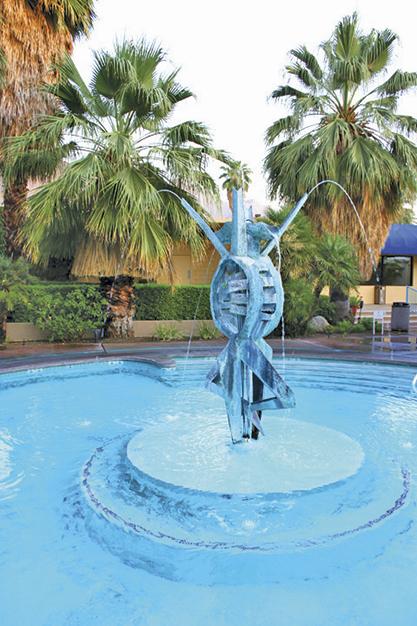 Courtesy of Palm Springs Bureau of Tourism