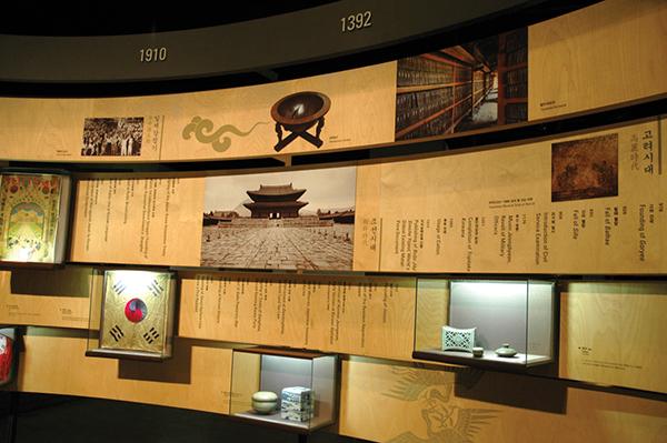 度重なる侵略や戦争を生き延びてきた民衆の文化や暮らしぶりを展示する「国立民俗博物館」。景福宮の敷地内にあるPhoto © Mirei Sato