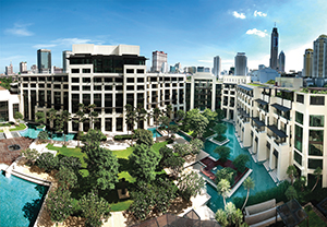 Courtesy of Siam Kempinski Hotel Bangkok