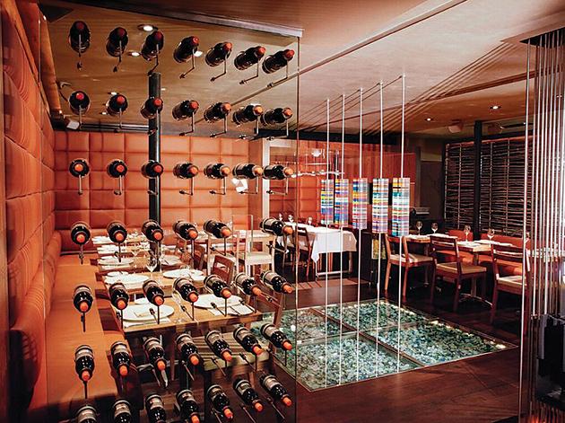 ウェストハリウッドの店内 Courtesy of BOA Steakhouse