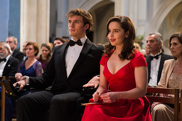 「Me Before You」より © Warner Bros. Pictures and Metro-Goldwyn-Mayer Pictures release.