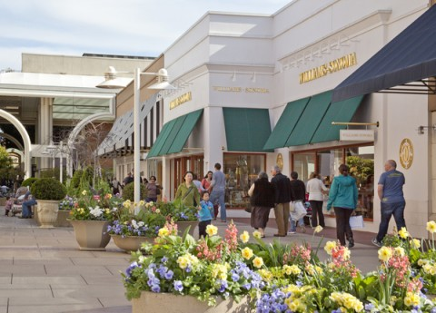 Stanford Shopping Center, Palo Alto, CA