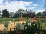 アメリカにワインを伝えた人物とされる、トーマス・ジェファーソン大統領の邸宅「Monticello」 Photo © Mirei Sato