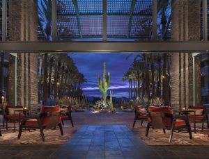 Courtesy of Hyatt Regency Scottsdale Resort & Spa at Gainey Ranch