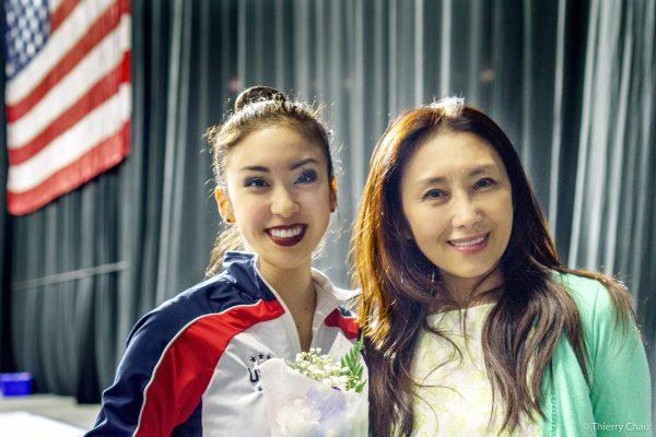 アメリカ代表が正式発表された今年6月の全米選手権にてPhoto Courtesy of John Cheng/USA Gymnastics