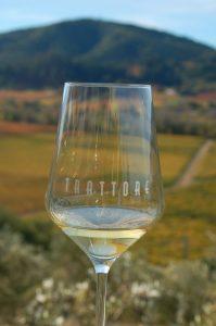 「Trattore Farms」のワインPhoto © Mirei Sato
