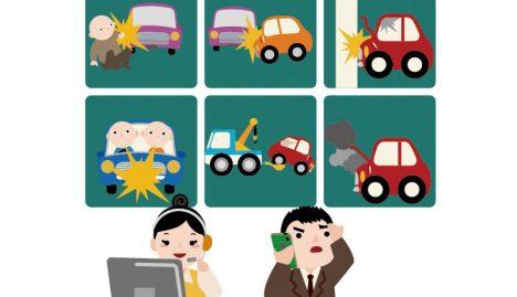車輌保険を利用する