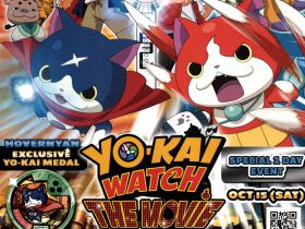 Yo-kai Watch the Movie4