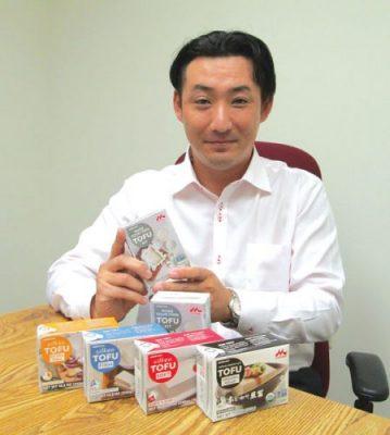 「豆腐本来の美味しさを実感していただきたい」とMori-Nuの頼匠さん
