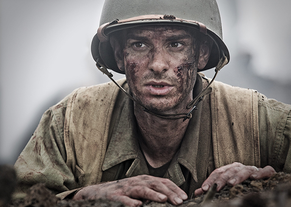 「Hacksaw Ridge」より© Cross Creek Pictures Pty Ltd