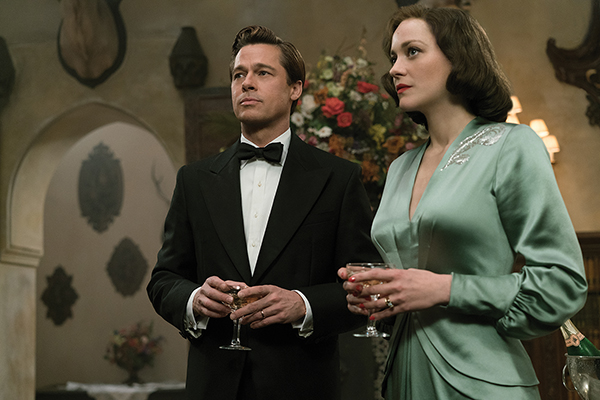 「Allied」より© 2016 Paramount Pictures.