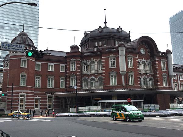 新東京駅Photo © Chizuko Higuchi