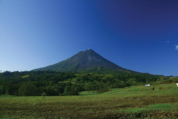 アレナル火山©Shinichiro Ueda