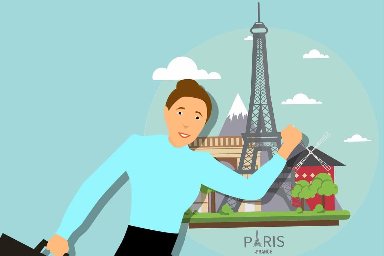 フランス語が話せるデザイナーを募集