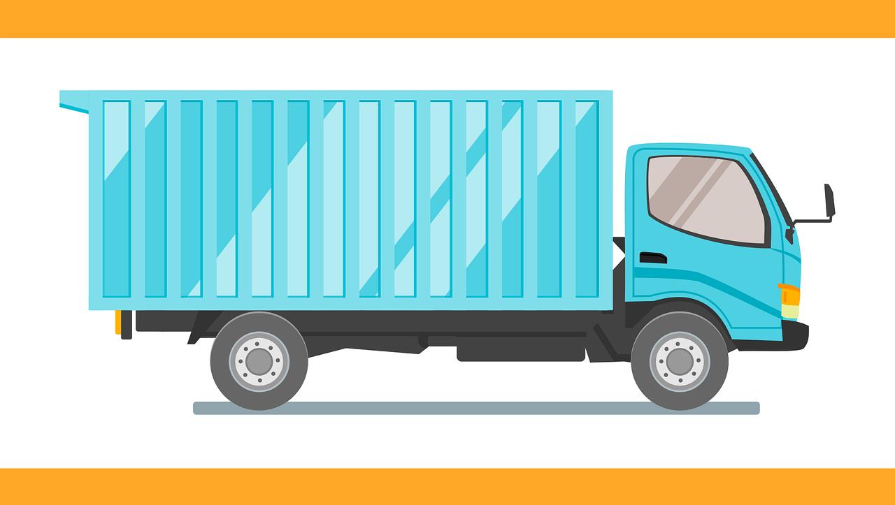 物流業界のトラック