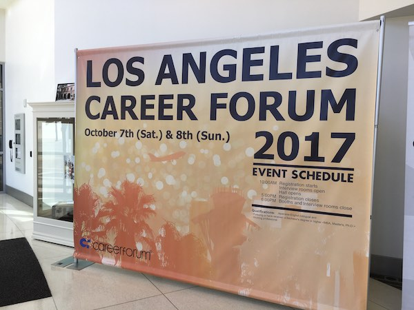 Los Angeles Career Forum